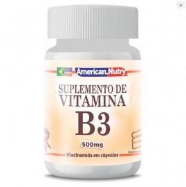 Suplemento de Vitamina B3