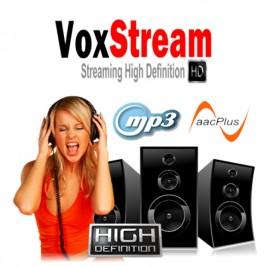 PLANO BRONZE - streaming de Audio