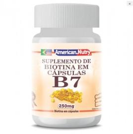 Suplemento de Vitamina B7