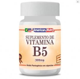 Suplemento de Vitamina B5