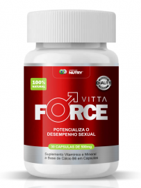 Vitta Force ( Estimulante sexual 100% Natural com Resultado imediato)